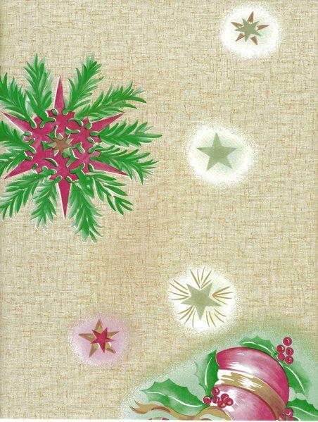 wachstuch tischdecke 241297 8 weihnachten advent nikolaus rund. Black Bedroom Furniture Sets. Home Design Ideas