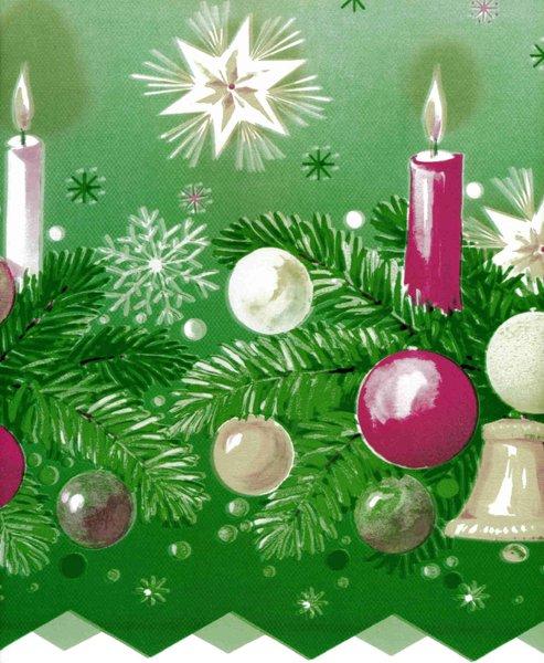 wachstuch tischdecke 241295 17 weihnachten advent nikolaus eckig kevkus onlineshop f r. Black Bedroom Furniture Sets. Home Design Ideas