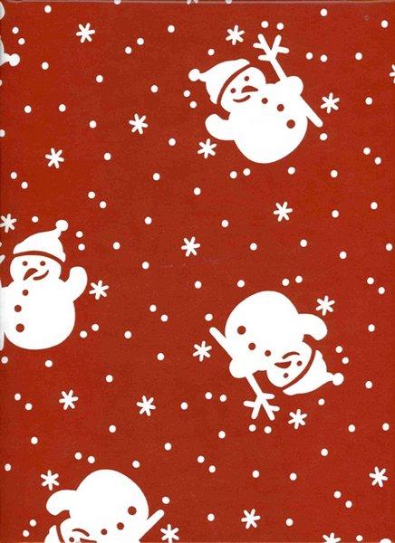wachstuch tischdecke 241207 10 weihnachten schneemann rund. Black Bedroom Furniture Sets. Home Design Ideas