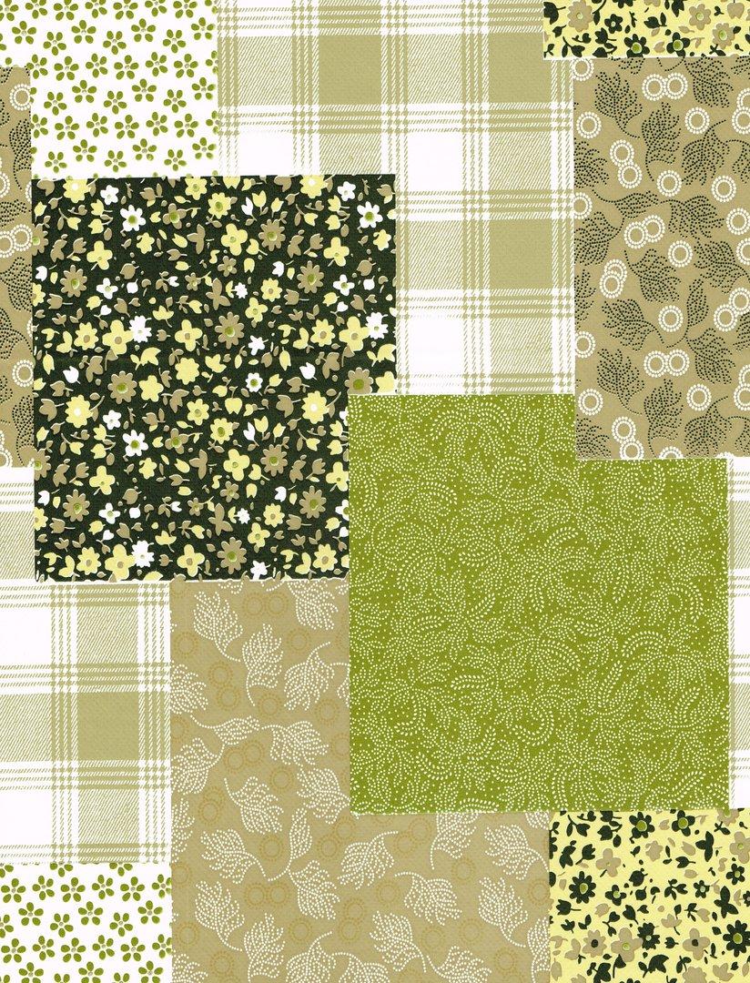wachstuch tischdecke premium b8970 01 patchwork eckig rund. Black Bedroom Furniture Sets. Home Design Ideas