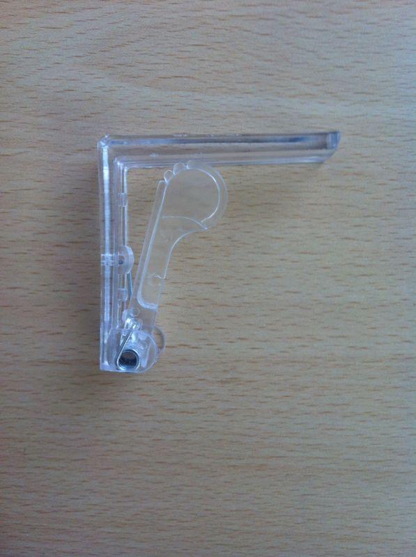 tischklammer tischtuchklammer glasklar kunststoff durchsichtig tischdeckenhalter kevkus. Black Bedroom Furniture Sets. Home Design Ideas