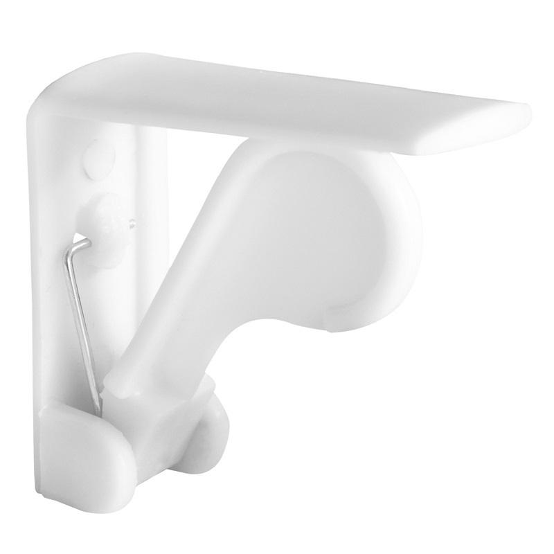 tischklammer tischtuchklammer weiss kunststoff tischdeckenhalter kevkus onlineshop f r. Black Bedroom Furniture Sets. Home Design Ideas