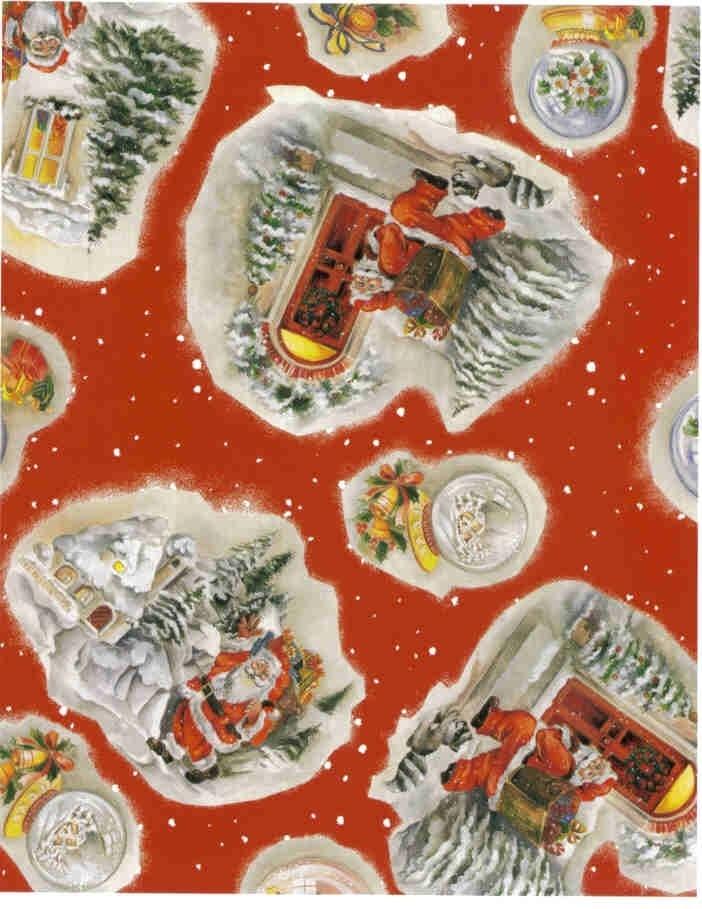 wachstuch tischdecke meterware weihnachten schneekugel rot d773 eckig rund oval. Black Bedroom Furniture Sets. Home Design Ideas
