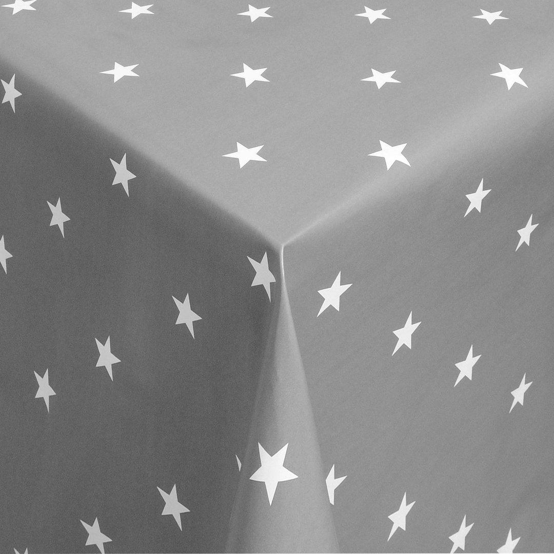 wachstuch tischdecke meterware weihnachten sterne 01280 07 eckig rund oval. Black Bedroom Furniture Sets. Home Design Ideas