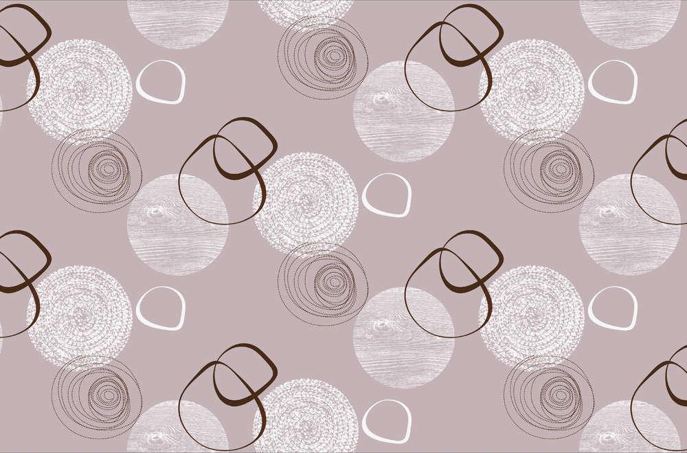 Tischdecken Modern tischdecke meterware modern beige c141174 eckig rund oval